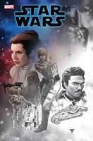 Star Wars #1 Premiere Var (2020 Marvel Comics) First Print Silva Cover
