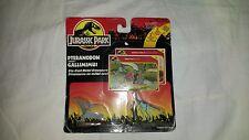 Jurassic Park - Pteranodon and Gallimimus Die-Cast Metal Dinosaurs