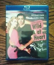 Wild At Heart Blu-ray Twilight Time Booklet Limited David Lynch Region Free