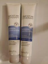 (2) Avon Moisture Therapy Intensive Healing & Repair Hand Cream 4.2 Fl Oz
