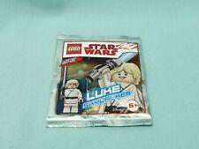 LEGO Star Wars Minifiguren Luke Skywalker Polybag Limited Edition