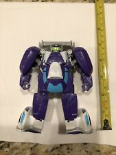 Transformers Rescue Bots Rescan BLURR Race Car Robot Heroes Action Figure