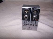 Behringer-Ultra DI  DI20