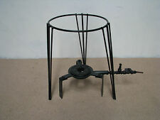 Single Ring Burner with Stand Cast Iron Gas Cooker - 320mm