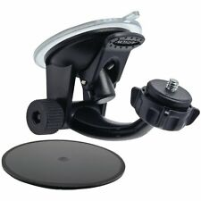 Windshield Dashboard Action Sport Car Camera Recorder Mount with Tripod Screw