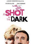 A Shot in the Dark (DVD, 2009, Remastered)