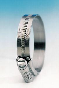 "JUBILEE HOSE CLAMP M00 BS16 MILD STEEL 1/2""-5/8"" 11mm-16mm MG TRIUMPH"