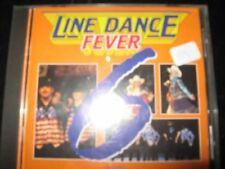 Various - Line Dance Fever 6 - Various CD YSVG The Cheap Fast Free Post