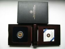 2011 Proof $5 Calendar in the Sky #2-Full Hunter's Moon .925 silver Niobium Cana