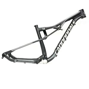 """Cannondale 2016 Habit Alloy 27.5"""" Frame Only Small Matte Black NOS"""