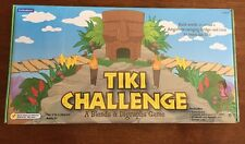 New In Box Lakeshore Games -Tiki Challenge- A Blends & Digraphs Game