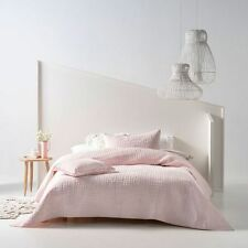 NEW Linen House Mireya Coverlet, Pink