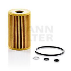 MANN HU7001X Oil Filter Hyundai Kia applications