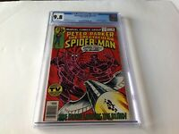 SPECTACULAR SPIDER-MAN 27 CGC 9.8 WHITE PAGES 1ST MILLER DAREDEVIL MARVEL COMICS