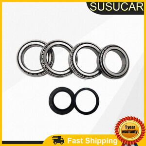For Mercedes-Benz 4-Matic Transfer Case 7G-Tronic 722.9 Seals Timken 4 Bearings