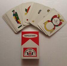 Carte da gioco Napoletane Edizione Marca Stella Vintage