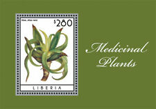 Liberia - 2013 - MEDICINAL PLANTS - Souvenir Sheet - MNH