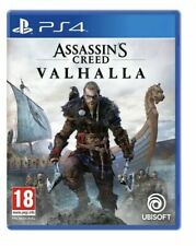 ASSASSIN'S CREED VALHALLA PS4 -ITA- Pre-Order Darà D'uscita 10-11