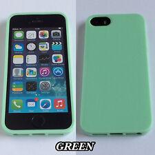 Candy Pastel Color Suave Espalda Funda carcasa para Iphones & Samsung Galaxy