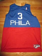Nike ALLEN IVERSON No 3 PHILADELPHIA 76ers (3XL) Jersey