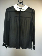 Zara Long Sleeve Regular Size Blouses for Women
