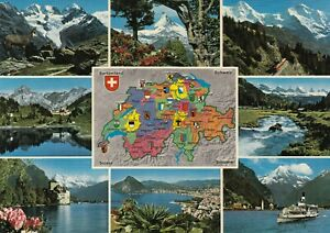Swiss Multi-View With Map !