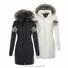 Brave Soul Hood Casual Coats & Jackets for Women