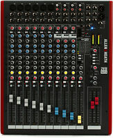 Allen & Heath Zed-12FX Multipurpose Mixer w/FX ZED12fx packed in orig box BSTOCK