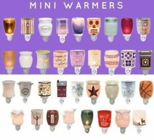 Scentsy Mini Warmers RETIRED DISCONTINUED RARE ~YOU CHOOSE~ NEW