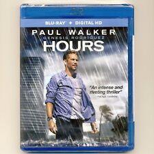 Hours 2013 PG-13 thriller disaster movie, new Blu-ray, Walker, Hurricane Katrina