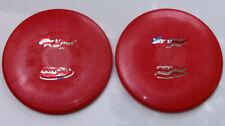 Innova G-Star Vroc 2-Pack 179.5 & 179.8 Grams Red w/Us Flag Hot-Stamp Mid-Range