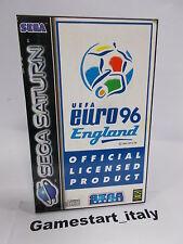 UEFA EURO 96 ENGLAND (SEGA SATURN) PAL VERSION USED BOXED
