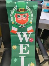 happy st patricks day banners-NIB