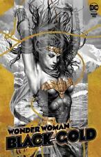 Wonder Woman Black & Gold #6 Nm Cover A Bermejo 9/17 2021 Presale