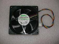 Nidec UltraFlo Gehäuselüfter 92x92x25mm, 4-pin PWM, T92T12MMA7-57