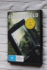 CLOVERFIELD (DVD, 2-Disc set) LIMITED EDITION, LIKE NEW, FREE SHIPPING