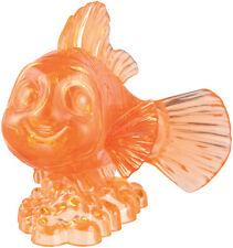 Nemo - BePuzzled Original 3D Crystal Jigsaw Puzzle - Disney - Orange