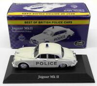 Atlas Editions 1/43 Scale Diecast 4 650 101 - Jaguar Mk2 - Bedfordshire Police