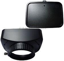 New Panasonic VYK2P22 Lens Hood and VFC4309 Lens Hood Cap For AG-HMC70 US Seller