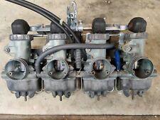 Honda CB750 K0 K6 carburetors in very clean condition