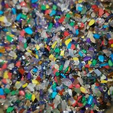 Gemstone pay dirt tumbled gemstones in a bag of dirt 3mm-15mm Gems