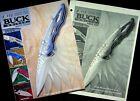 BUCK KNIVES 2004 39-PAGE COLOR DEALER CATALOG + DEALER PRICE LIST