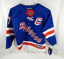Youth New York Rangers Ryan McDonagh #27 Outerstuff Premier Blue Jersey S/M