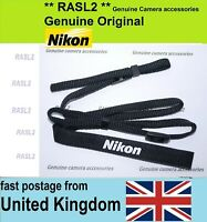 Original Genuine Nikon Neck Shoulder Strap for CoolPix P5100 P5000