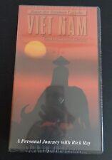 Raise The Bamboo Curtain VIETMAM Cambodia and Burma VHS Rick Ray 1995 New SEALED