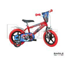 """Vélo 12 """" Dino Vélo Thor Enfant / Bébé Rouge"""
