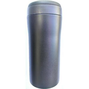 BREW MUG THERMAL 300ML BLACK STAINLESS STEEL MILITARY