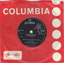 BARRY NOBLE - I've Got My Eyes On You [Vinyl Single 7 Inch,1968] UK DB 8438 *EXC
