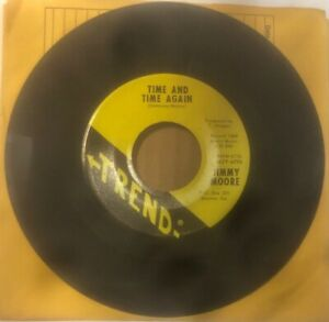 "Jimmy Moore ""Time And Time Again"" / ""Bongo Clyde"" Rockabilly 7"" Trend 1040"