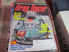 Drag Racer vintage magazine May 2005